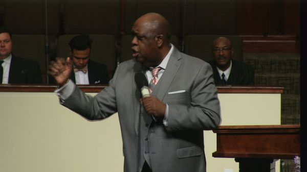 """Pastor Sam Emory 4-12-15am """" The Oneness of God"""" MP4"""