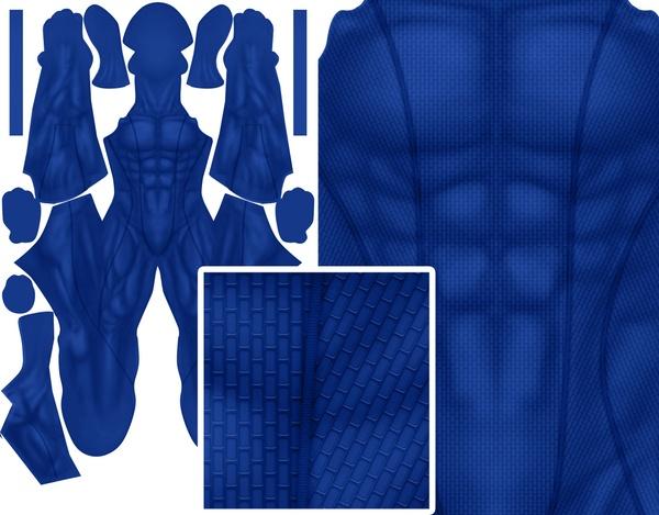 BLUE BASE pattern file