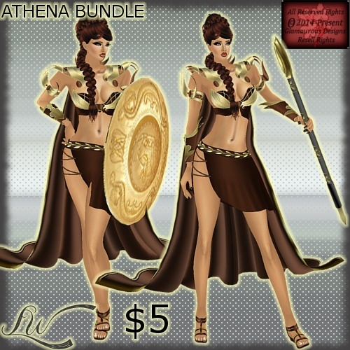 Athena BUNDLE