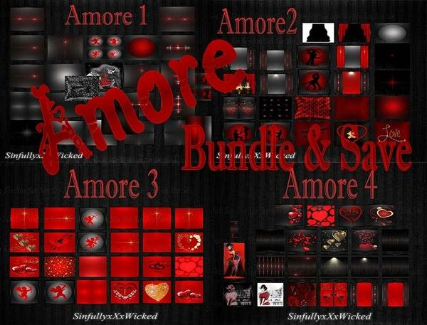 *~Bundle & Save~* Amore Bundle