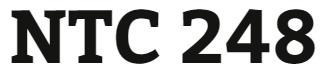 NTC 248 Week 1 Individual: Networking Basics