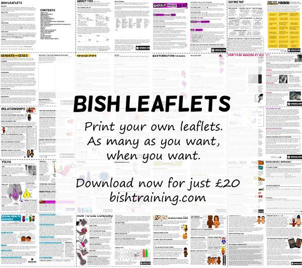 Bish Leaflets Download