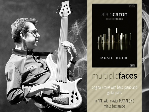 MULTIPLE FACES - MUSIC BOOK