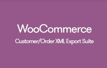 WooCommerce Customer Order XML Export Suite 2.3.0 Extension