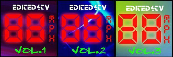 EditEd4TV 88 MPH Vol.1+2+3