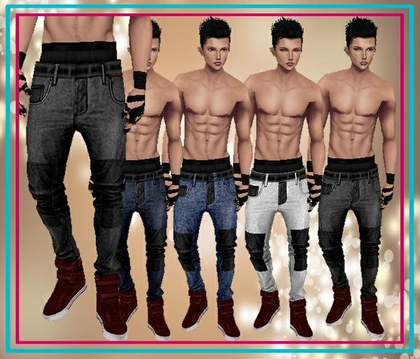 Male Pants 01