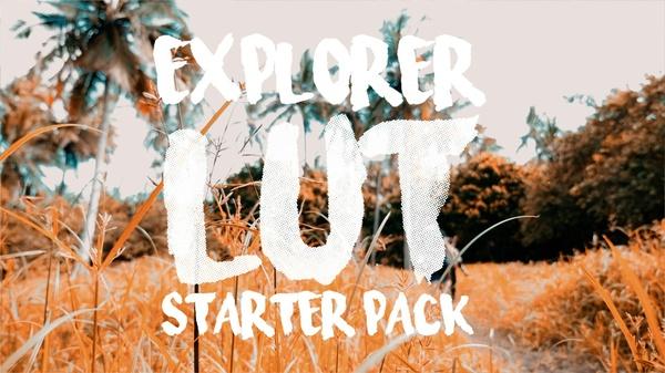 Explorer LUT Starter Pack