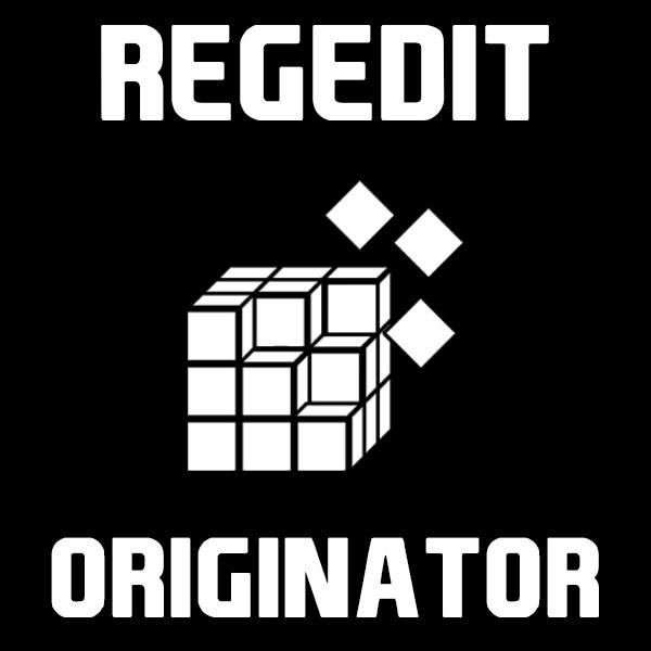 Regedit Originator V1.0 [Look At The Product Description]