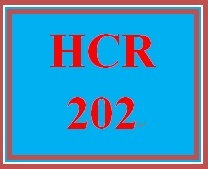 HCR 202 Entire Course