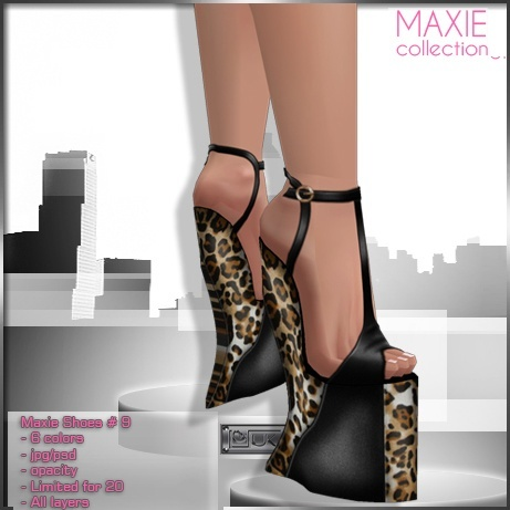 2014 Maxie Shoes # 9