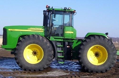John Deere 9100, 9200, 9300, 9400, 9120, 9220, 9320, 9420, 9520,9620 Tractors Repair Manual (TM1623)