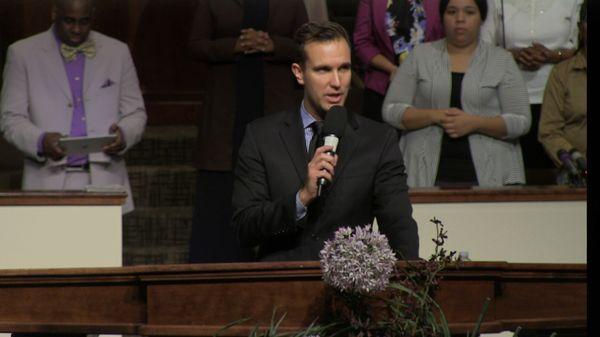 """Rev. Joel Urshan 10-19-14 pm """" The Forgotten Fruit of the Spirit"""" MP4"""
