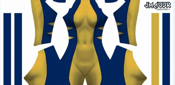 Wolverine x23 V2