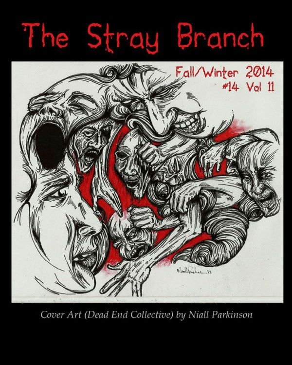 The Stray Branch Fall/Winter 2014 #14 Vol 11