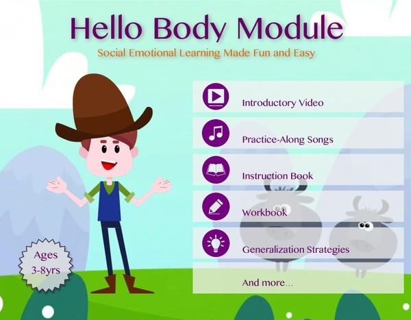 Hello Body Module