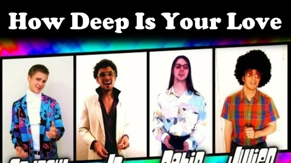 How Deep Is Your Love (Bee Gees) [audio learning pack]