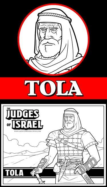 The Judges of Israel: Tola