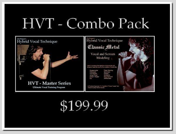 HVT - Combo Pack