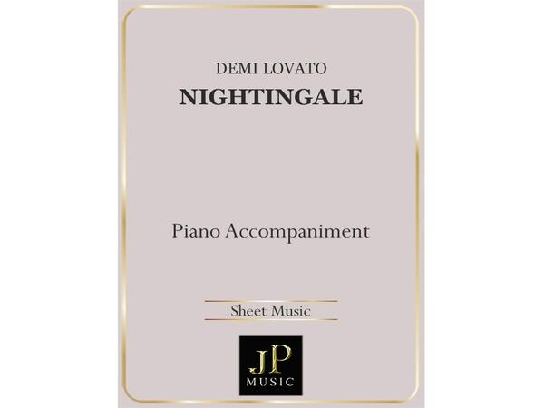 Nightingale - Piano Accompaniment