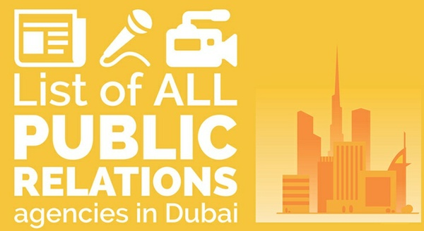Dubai's Public Relations Agencies List