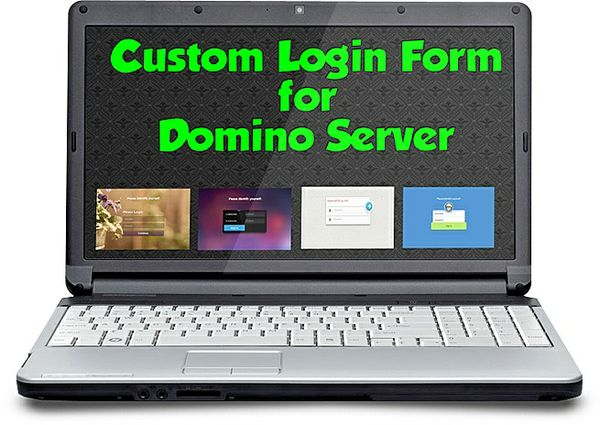 Custom Login Form for Domino Server