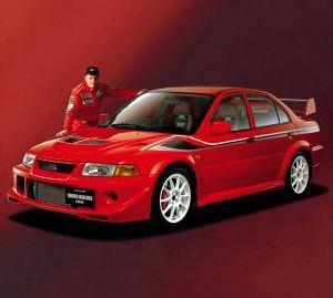 Mitsubishi Lancer Evolution VI 1999-2001 Workshop Manual