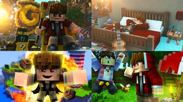 Minecraft - Render Thumbnail