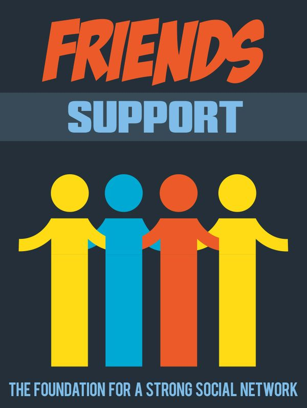 Friends Support