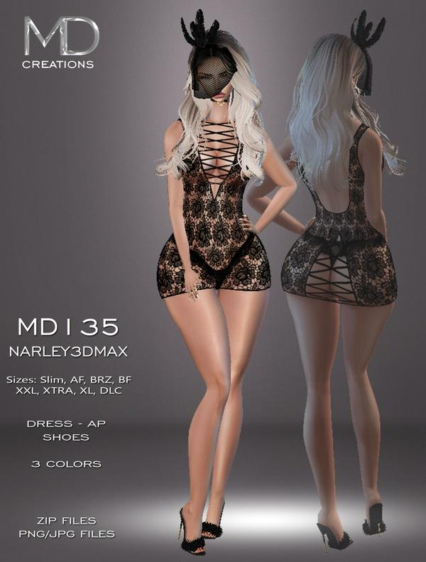 MD135 - Narley3DMAX