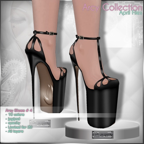 2015 Arcy Shoes # 4