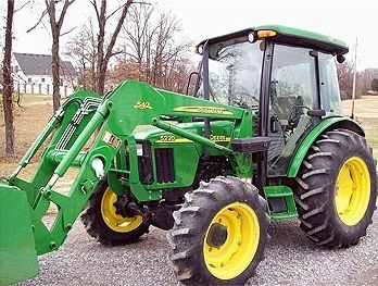 John Deere 5220, 5320, 5420 & 5520 Tractors Diagnosis and Tests Service Manual (tm2049)
