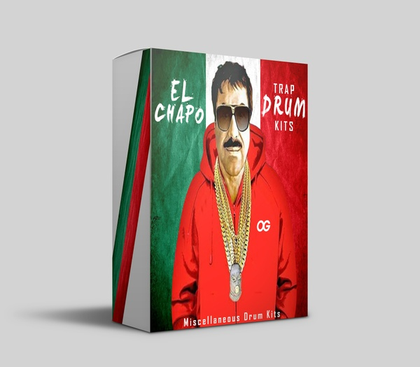 El Chapo Trap Drum Kit