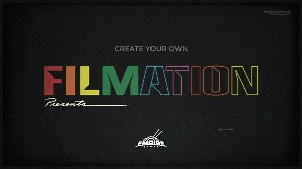 Filmation | Logo Creator (PSD)