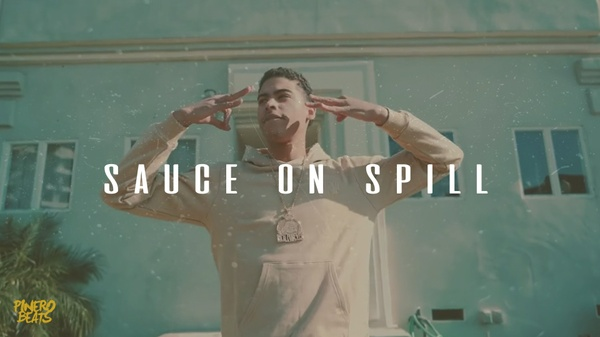 Pinero Beats - Sauce On Spill (Basic Lease £45)