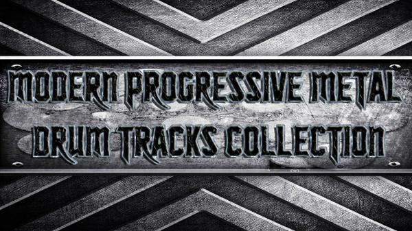 Modern Progressive Metal Drum Tracks Collection