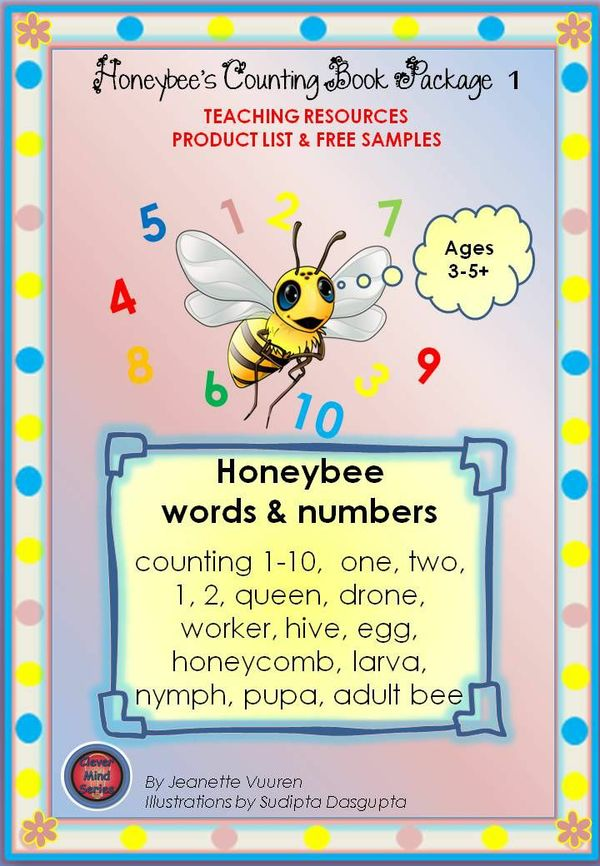 PRODUCT LIST & EXAMPLES: HONEYBEE SERIES
