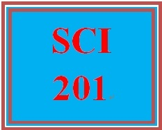 SCI 201 Week 2 Matching & Fill-in Assignment