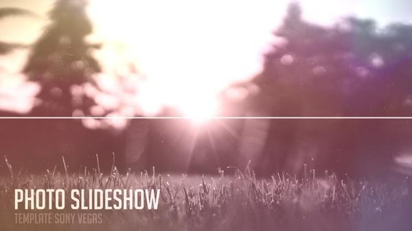 Template Photo Slideshow sony vegas 11 12 13