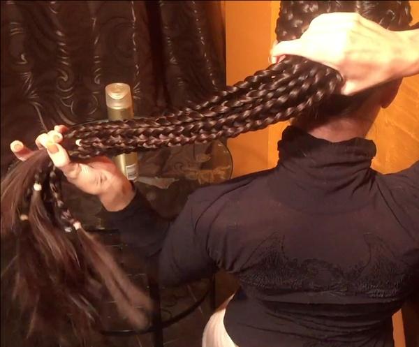 VIDEO - 11 braids