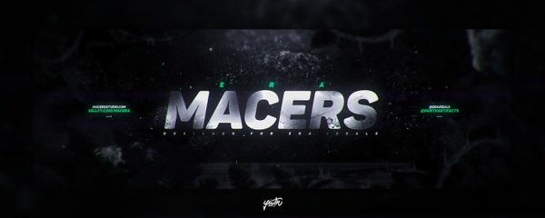 Era Macers Header PSD