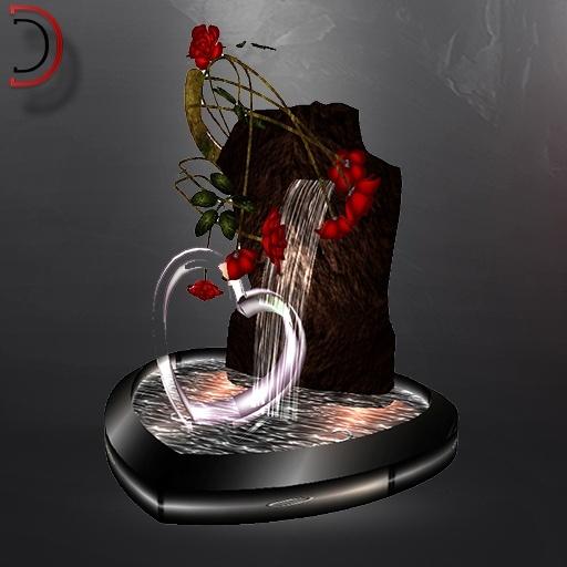 [D]Mesh Romance fountain 2016_01