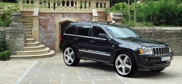 2005-2008 Jeep Grand Cherokee OEM Workshop Service and Repair Manual (PDF)