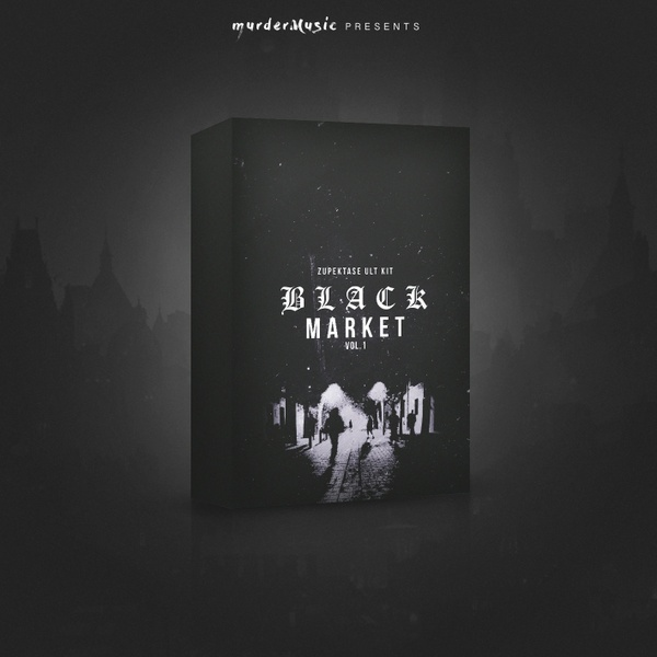 ZUPEKTASE ULT Kit - Black Market vol.1