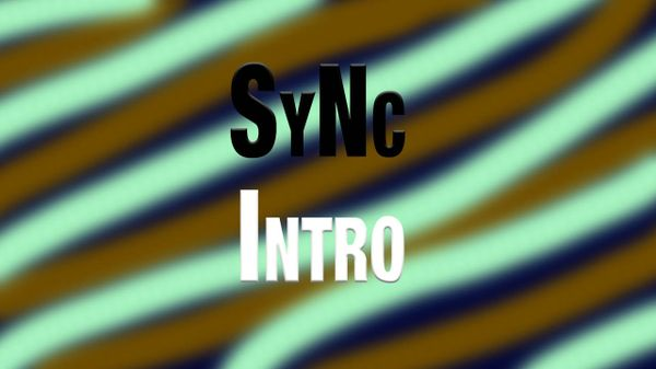 Sync Intro | NoNameTobi