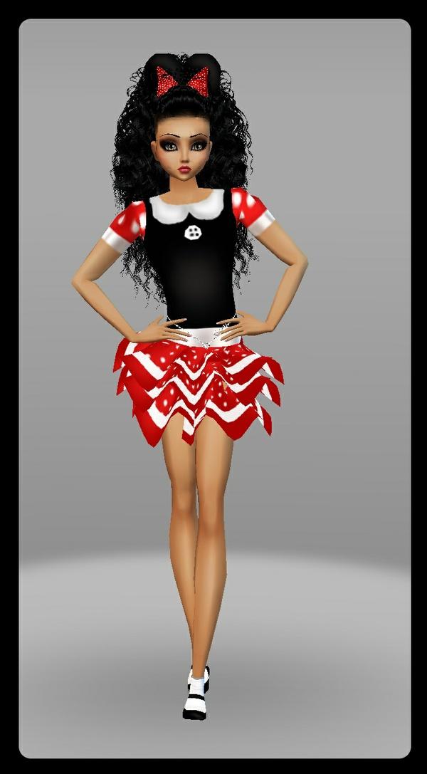 Minnie Costume Kid