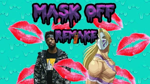 Mask Off Remake Flp w/Kit&Samples