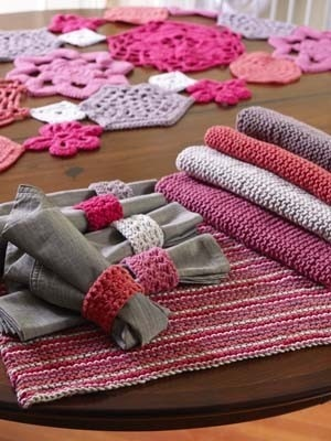Placemats & Napkin Rings