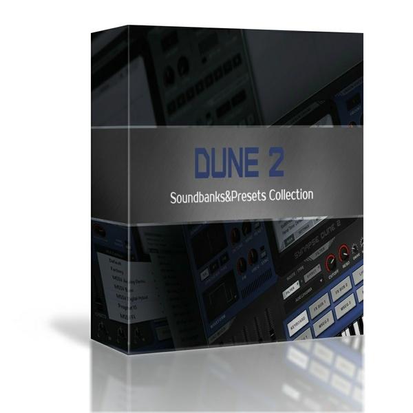 Dune 2 Soundbanks&Presets Collection