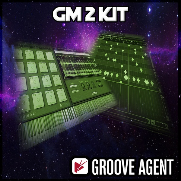 GM 2 Drum Kits Vol 1