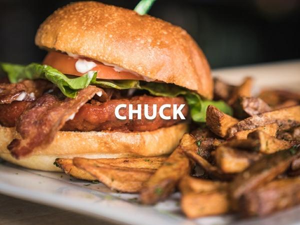 """Chuck"" - Lightroom Preset"